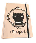 Cats: Bound Journal Purrfect
