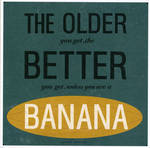 Lettered: Older Banana