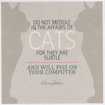 Lettered: Affairs Of Cats