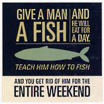 Lettered: Give A Man A Fish