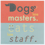 Lettered: Dogs Have Masters