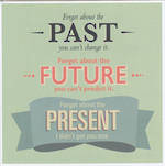 Lettered: Forget About Past
