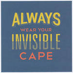 Lettered: Invisible Cape