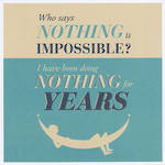 Lettered: Nothing Impossible