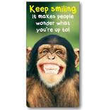 Magnetic Bookmark Keep Smiling